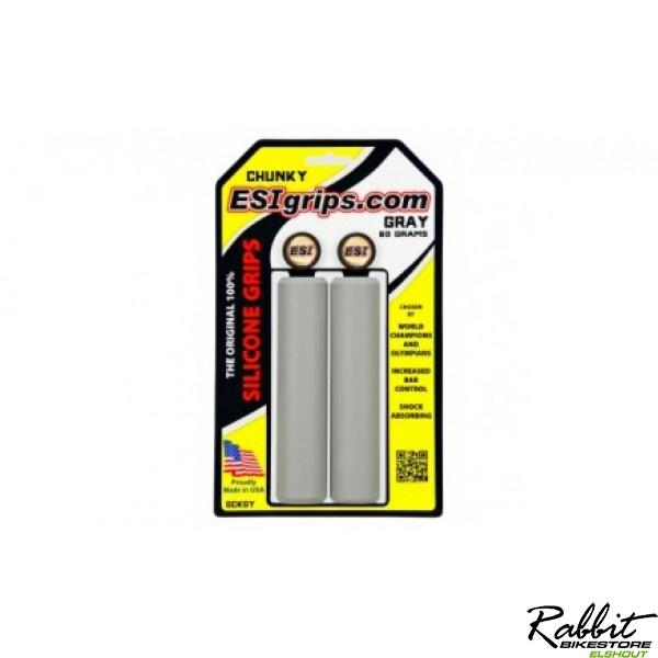 ESI Grips Chunky 60gr Grijs 32mm