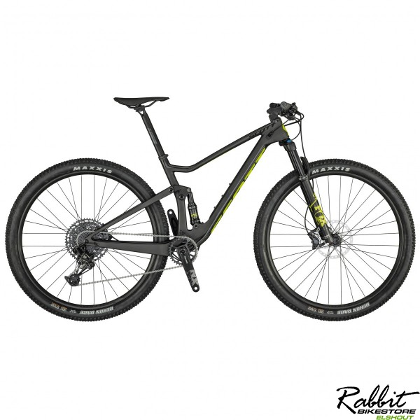 Scott Spark Rc 900 Comp 2021 Darkgrey L, Dark Grey