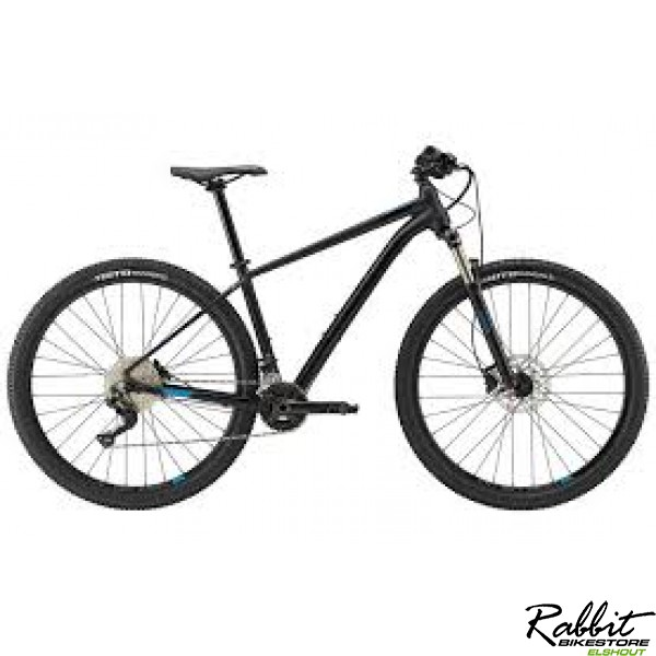 Cannondale Trail 5 2018 S (27,5), Matte Black w/ Gloss Black and
