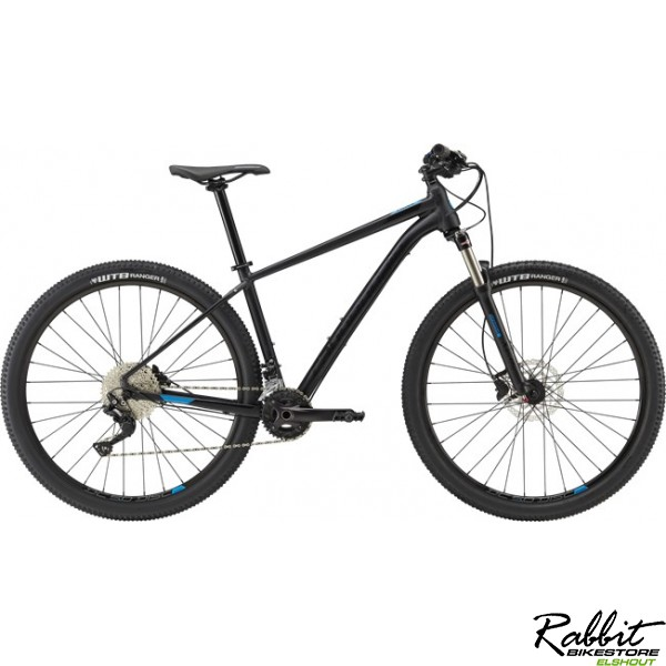 Cannondale Trail 5 2019 M, Matte Black w/ Gloss Black and