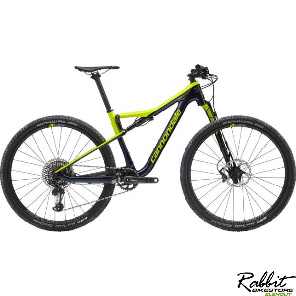 Cannondale Demo 29 M Scalpel Si Crb 2 Mdn Lg, Mdn