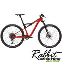 Cannondale DEMO Scalpel Si Carbon 3  2019 L, Acid Red