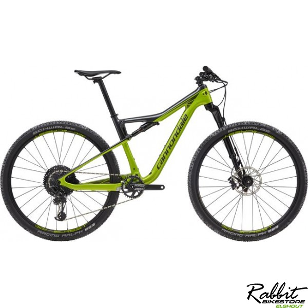 Cannondale Scalpel Si Carbon 4 2019 L, Acid Green