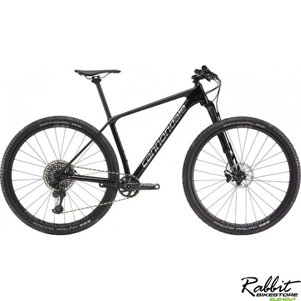 Cannondale F-Si HM 1 Large, Black/Chrome