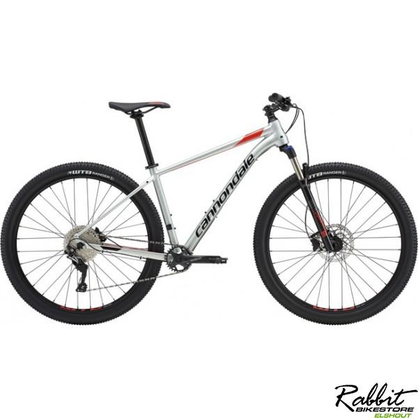 Cannondale Trail 4 2020 Zilver S, Zilver