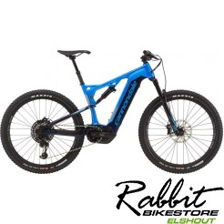 CANNONDALE Demo 27.5+ Cujo Neo 130 1  XL, Electric Blue