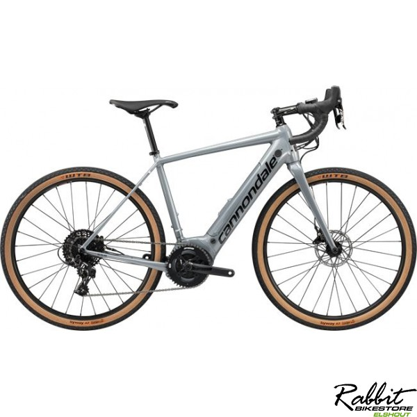 CANNONDALE DEMO Synapse Neo Aluminium SE Savage Grey 2019 L, Savage Grey