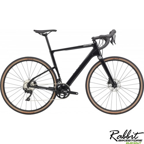 Cannondale Topstone Carbon 105 2020 M, Black Pearl
