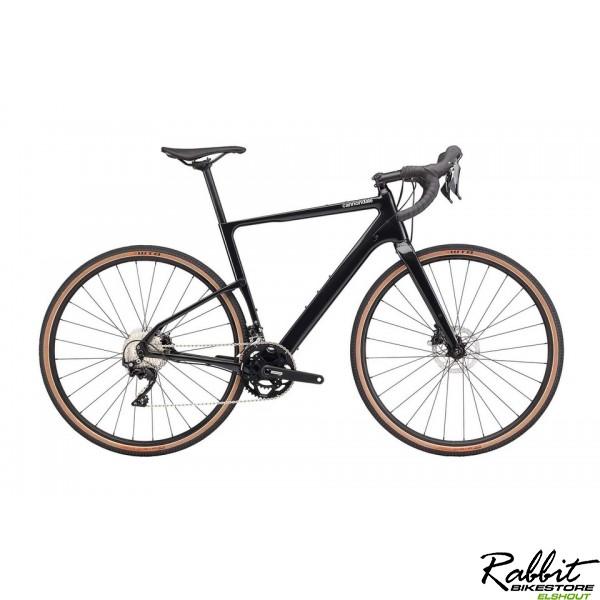 Cannondale Topstone Carbon 105 2020 L, Black Pearl