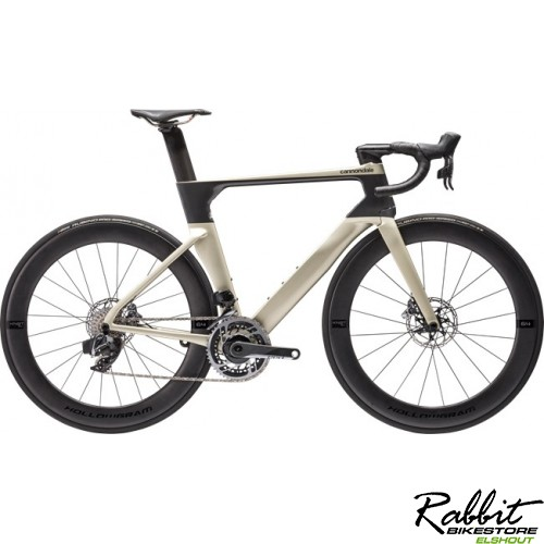 Cannondale SystemSix Hi-Mod Red eTap Champagne 2020 56cm, Chp