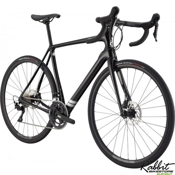 Cannondale Synapse Carbon 105 2020 56cm, Zwart