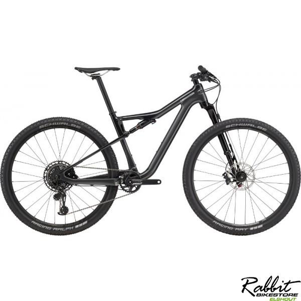 Cannondale DEMO Scalpel Si Carbon 4 2020 Zwart M, Zwart