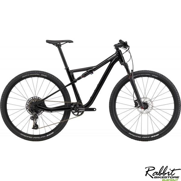 Cannondale Scalpel Si Aluminium 6 2020 XL, Zwart