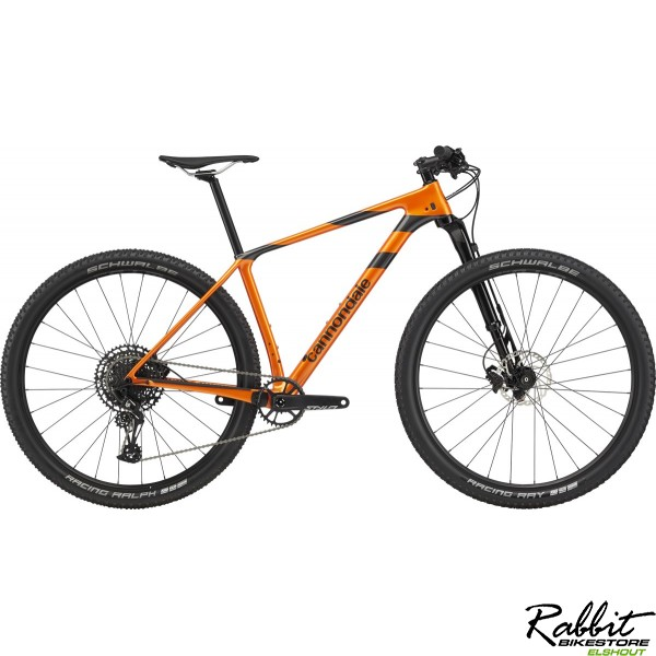 Cannondale FSI Carbon 4 2020 Orange M, Orange