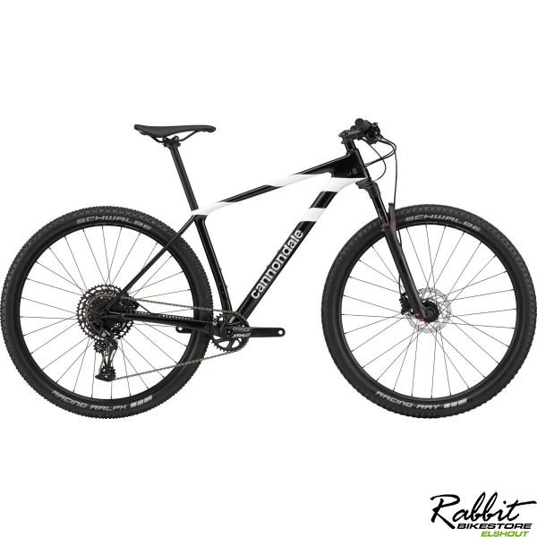Cannondale F-Si Carbon 5 2020 M, Zwart