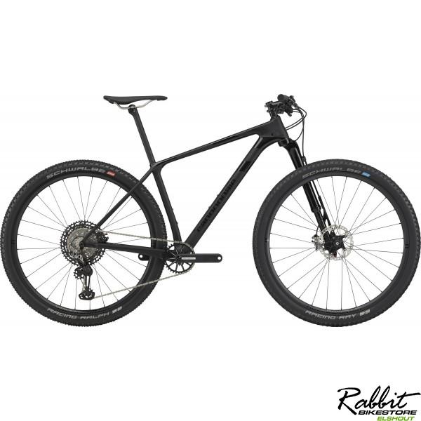 Cannondale F-Si Carbon 5 2020 L, Zwart/Wit