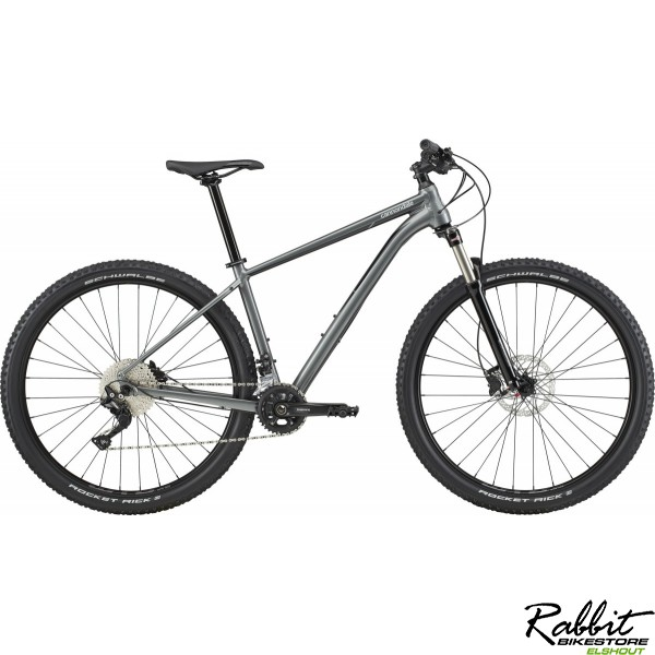 Cannondale Trail 4 2020 XL, Grijs/Wit