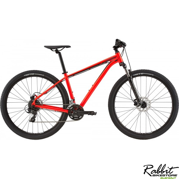 Cannondale Trail 7 AcidRed 2020 XS , Acid Red