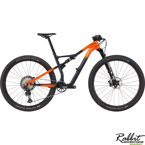 Cannondale Scalpel Carbon 2 2021 Slt M, Slate Orange