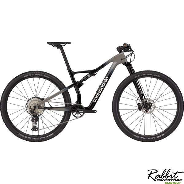 Cannondale Scalpel Carbon 3 2021 Zwart L, Black