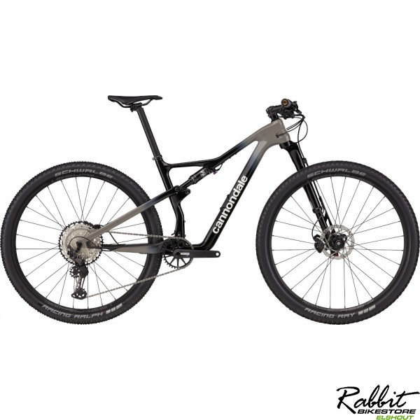 Cannondale Scalpel Carbon 3 2021 Zwart Xl, Black