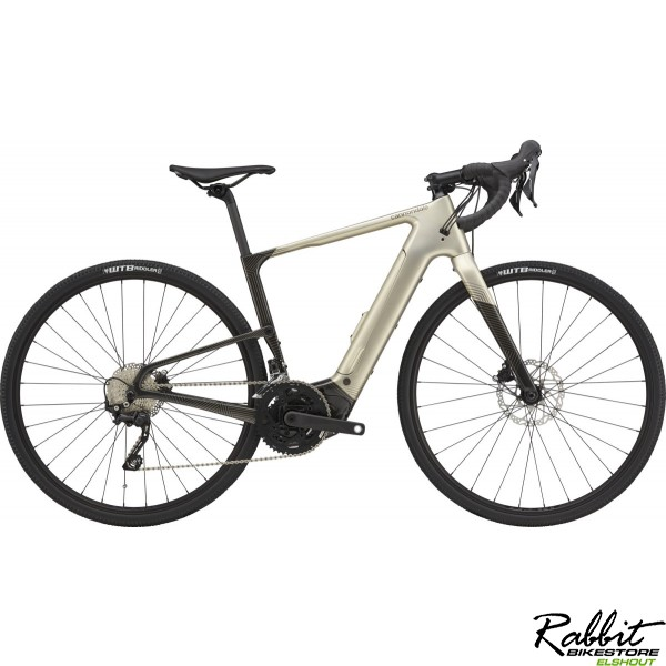 Cannondale Topstone Neo Carbon 4 2021 M, Champagne