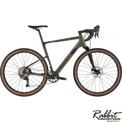 Cannondale DEMO Topstone Carbon Lefty 3 Mantis S, Mantis