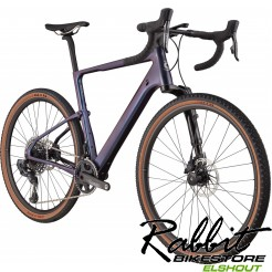 Cannondale Demo Topstone Carbon Lefty 1  L, Chameleon