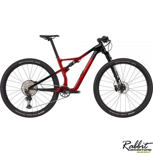 Cannondale Scalpel Carbon 3 2021 Candy Red M, Candy Red