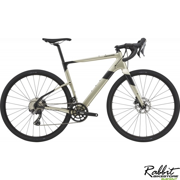 Cannondale Topstone Carbon 4 2021 Champagne S, Champagne