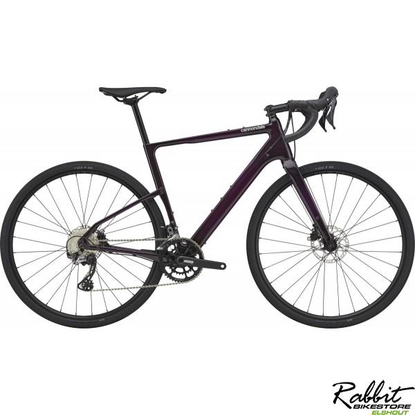 CANNONDALE Topstone Crb 5 Purple S, Purple