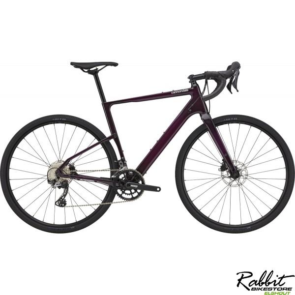 CANNONDALE Topstone Crb 5 Purple M, Purple