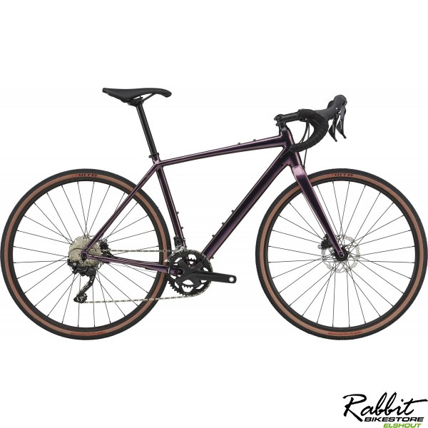 CANNONDALE Topstone 2 Rainbow trouth XL, Rainbow trouth