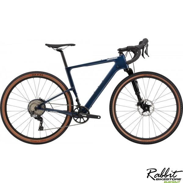 Cannondale DEMO Topstone Carbon Lefty 3 Alpine XS, Alpine