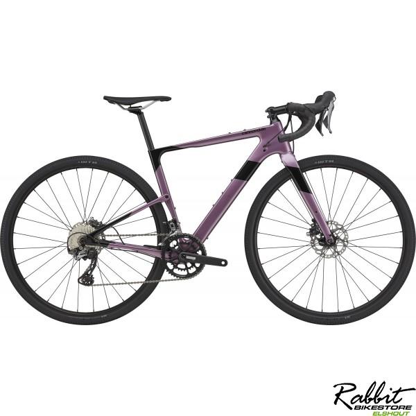 Cannondale Topstone Dames Carbon 4 2021 Lavendel XS, Lavendel