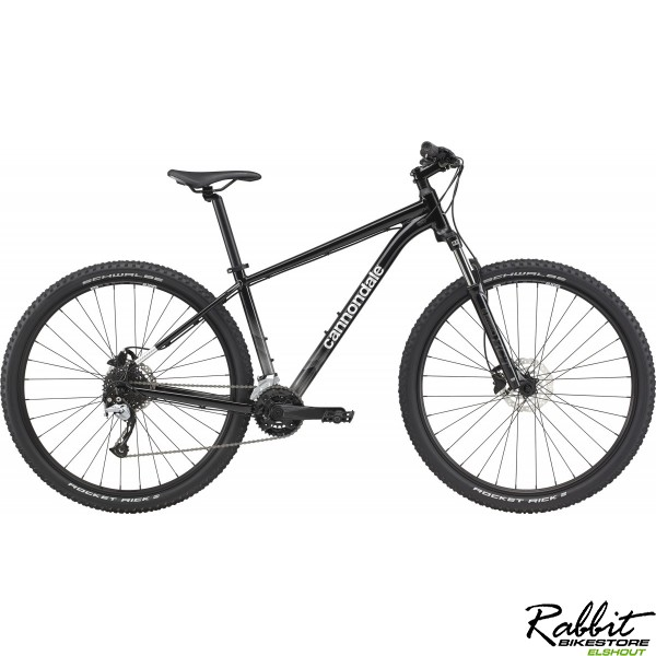 CANNONDALE Trail 7 27.5 BLACK XS, Black