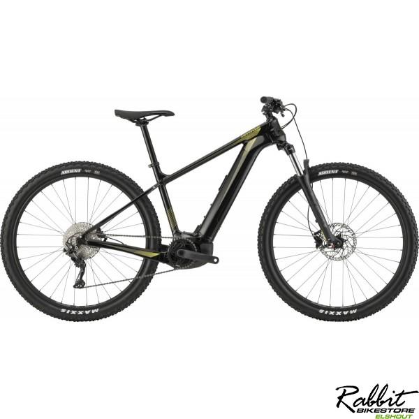 Cannondale Trail Neo 3 2021 Black L, Black