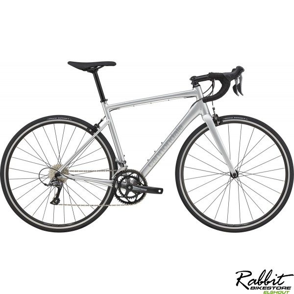 Cannondale CAAD Optimo 4 Silver 2021 51CM, Silver