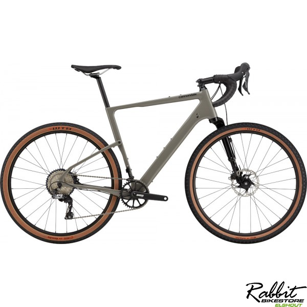 Cannondale Topstone Carbon Lefty 3 2021 Stealth Grey S, Stealth Grey