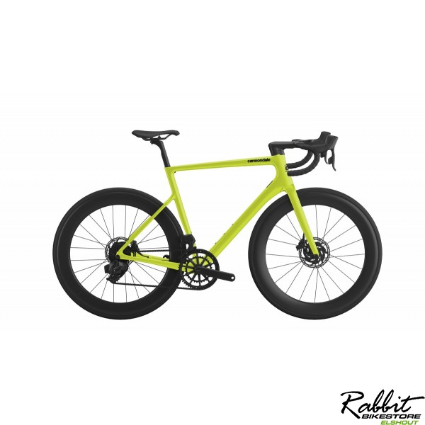 CANNONDALE S6 EVO Crb Disc 105 Bio lime 51 , Bio lime