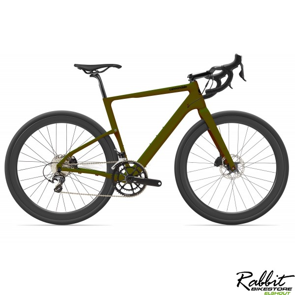 CANNONDALE Topstone Crb 6 Beetle green XS, Beetle green