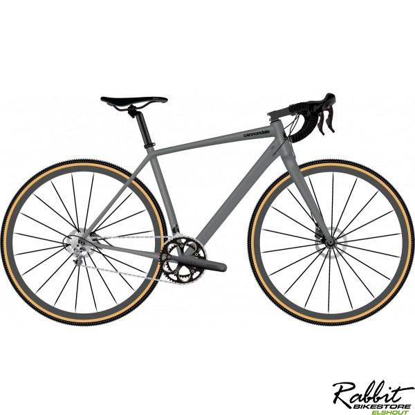 CANNONDALE Topstone 2 Stealth grey L, Stealthe grey