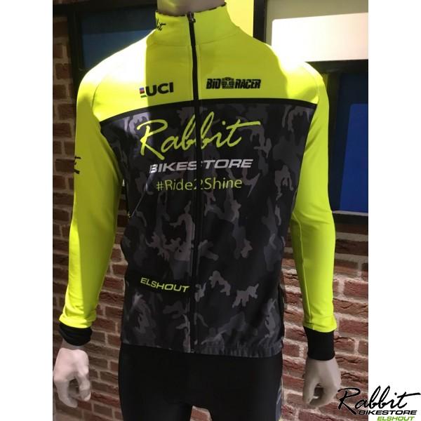 Rabbit Bikestore Teamkleding Shirt LM Tempest Bodyfit