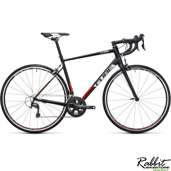 Cube ATTAIN RACE BLACK/RED, BLACK/RED