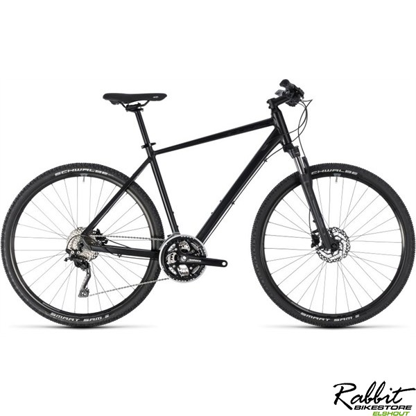 Cube Nature SL black/grey 2018 54CM, black/grey