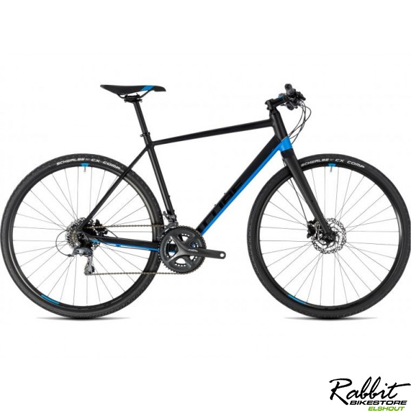 Cube 2018 Sl Road Black/blue 2018