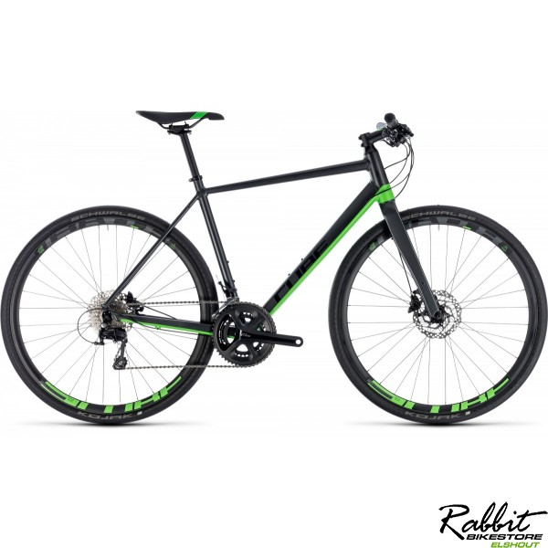 Cube SL Road Race iridium/green 2018, iridium/green