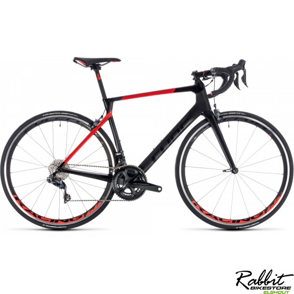 Cube Agree C:62 SL carbon/red 2018, carbon/red