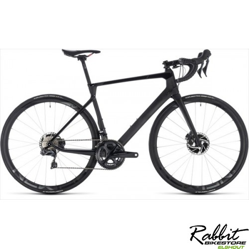Cube DEMO Cube Agree C:62 Slt Disc Carbon/black 2018 56, Carbon/black