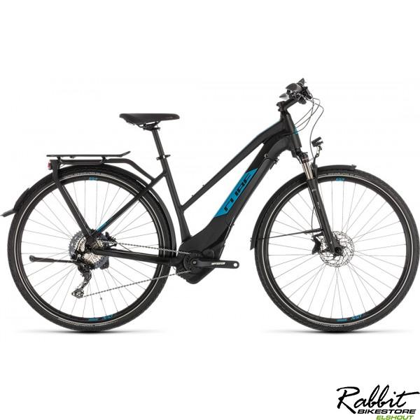 Cube 2019 Kathmandu Hybrid Exc 500 Black/blue 2019
